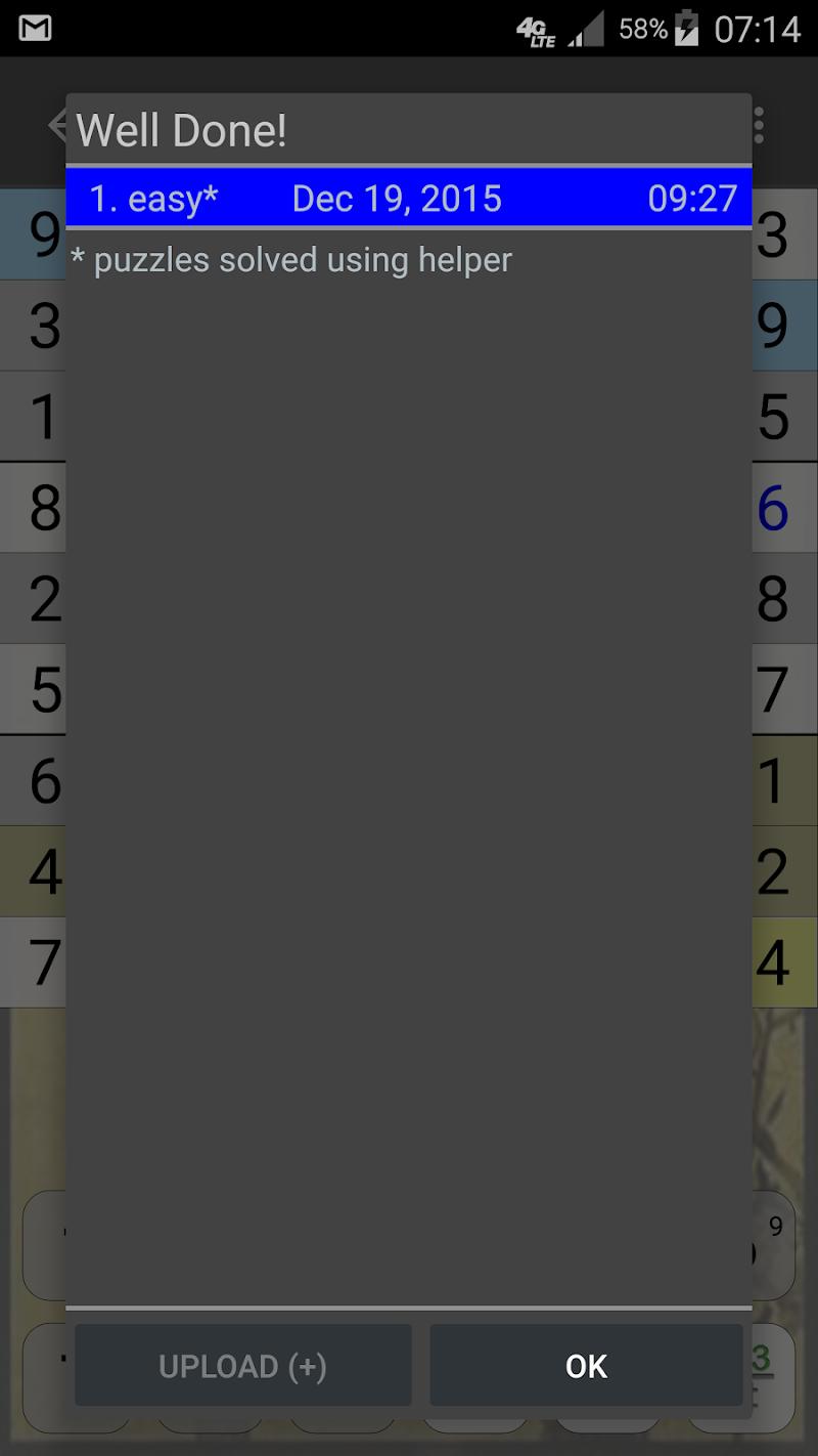 Sudoku Premium Screenshot 5