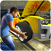 Game Sports Car Mechanic Simulator APK for Kindle