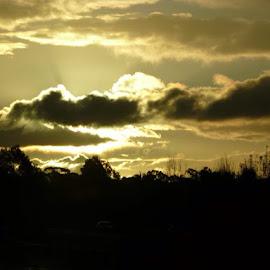 Peace by Kym Murfett - Landscapes Sunsets & Sunrises