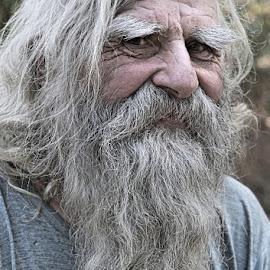 by Lech Iwiński Foto - People Portraits of Men ( people )