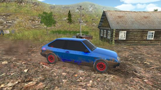 Russian Car Driver HD APK for Bluestacks