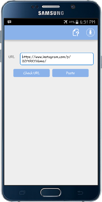 InstaKeep - Photo & Video PRO Screenshot 1
