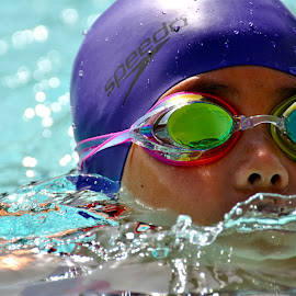 by Ju Bo - Sports & Fitness Swimming