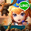 Download Android Game LINE 旅遊大亨 for Samsung