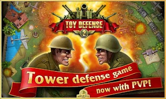 Screenshot of Toy Defense 2 FREE ‒ strategy