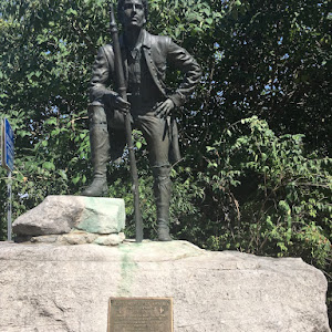 JACQUES TIMOTHE BOUCHER DE MONTBRUN(TIMOTHY DEMONBREUN)1747-1826FRENCH CANADIAN FUR TRADER AND EXPLOREROFFICIER OF THE AMERICAN REVOLUTIONLIEUTENANT GOVERNOR OF THE ILLINOIS TERRITORYHONORED AS ...