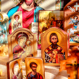 Holy Icons by Џони Кеш - Public Holidays Easter ( religion, icon, easter, holy, religious )