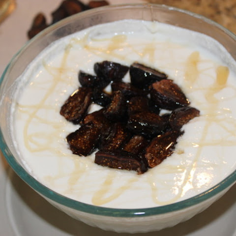 Whipped Yogurt and Ricotta with Figs and Honey