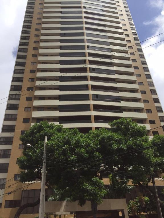 Apartamento com 4 dormitórios para alugar, 207 m² por R$ 4.630/mês - Jardim Luna - João Pessoa/PB