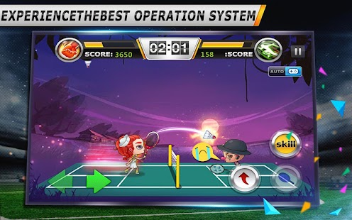Badminton- screenshot thumbnail