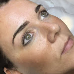 Hairstroke Eyebrows done with digital machine