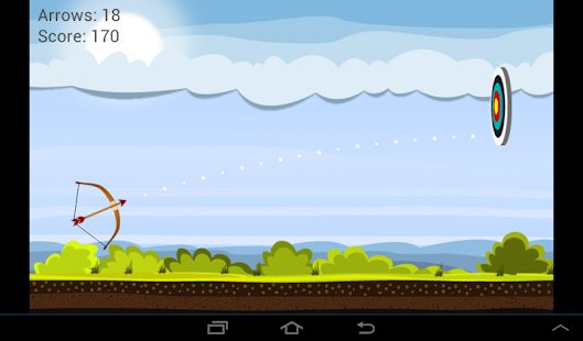 Game Archery APK for Kindle