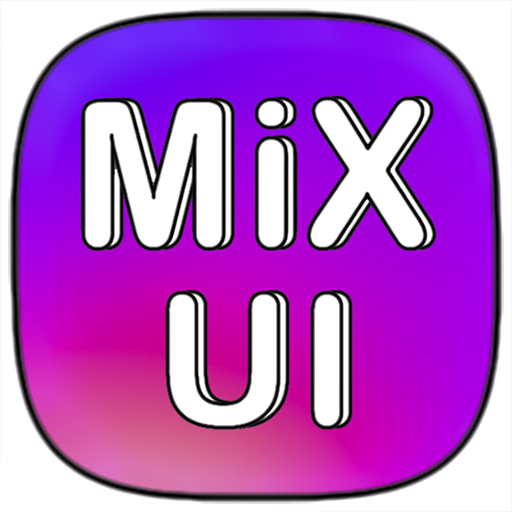 MiX UI - ICON PACK APK Cracked Download