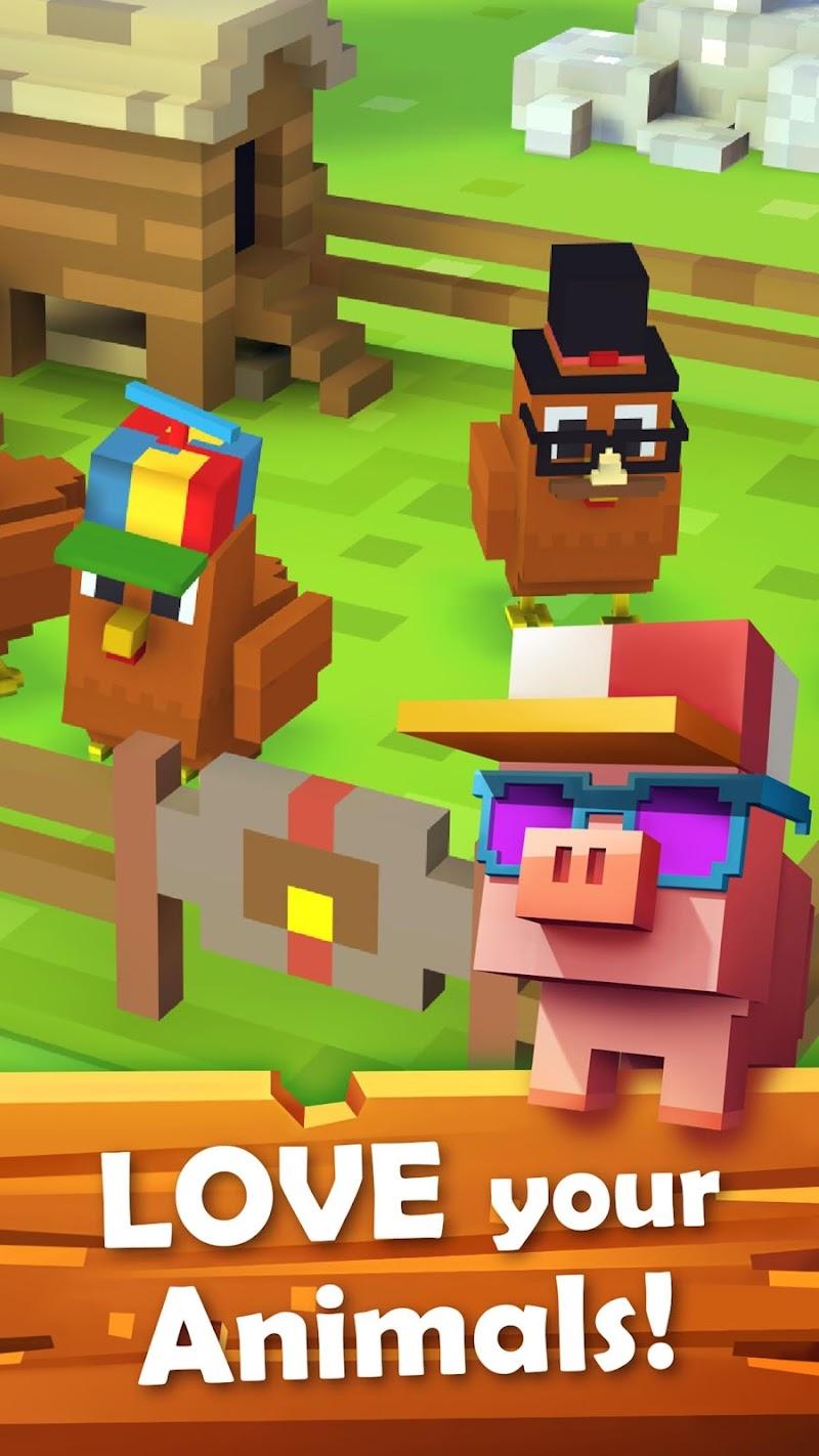 Blocky Farm Screenshot 0