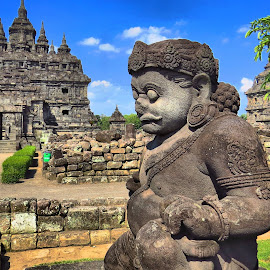 Candi Plaosan  by Kinga Urban - Buildings & Architecture Public & Historical (  )