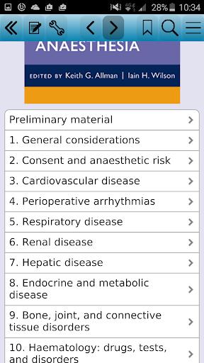 Oxford Handbook of Anaesthes 4 - screenshot