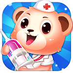 Little Bear Hospital-Doctor Game Icon