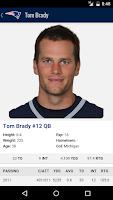 Screenshot of New England Patriots