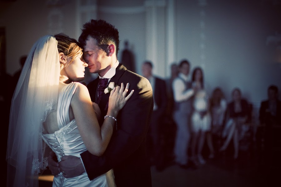 Bride and Grooms First Dance by Kat Toft - Wedding Reception