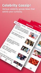App NewsDog - Local News, Breaking News, Latest News APK for Kindle