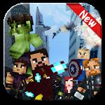 Craft Heroes Run Icon