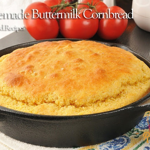 Home made Buttermilk Cornbread