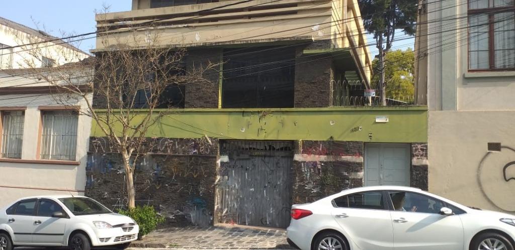 CA0120-ROM, Casa de 4 quartos, 165 m² à venda no São Francisco - Curitiba/PR