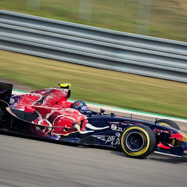 F1 as a long vehicle by Jiri Cetkovsky - Sports & Fitness Motorsports ( car, toro rosso, f1, race, formula )