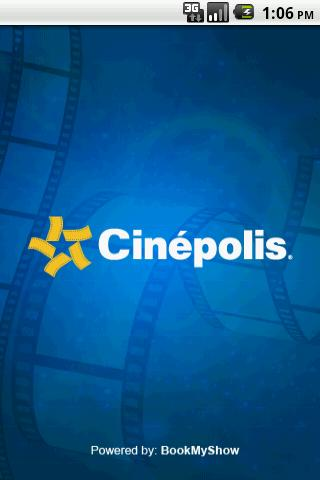 Cinepolis India screenshot 1