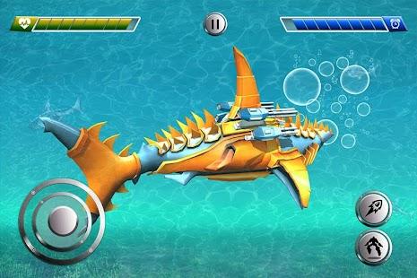 robot shark mod apk 2.0