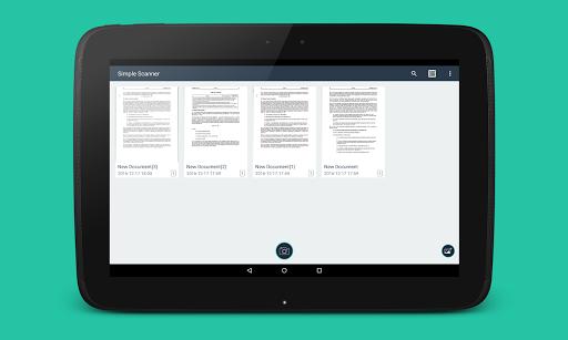 Simple Scan - PDF Scanner App screenshot 9