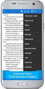 FReader: all formats reader Screenshot