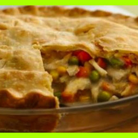 Weight Watchers Chicken Pot Pie 10 SmartPoints