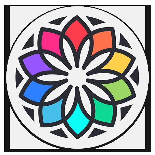 Coloring Book for Me & Mandala (app)