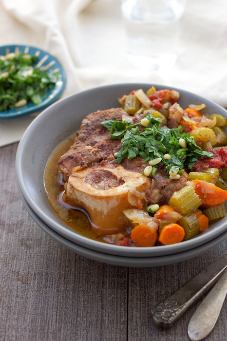 Osso Buco with Gremolata
