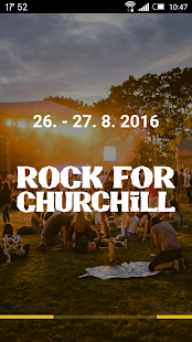 Rock for Churchill 2016 - screenshot