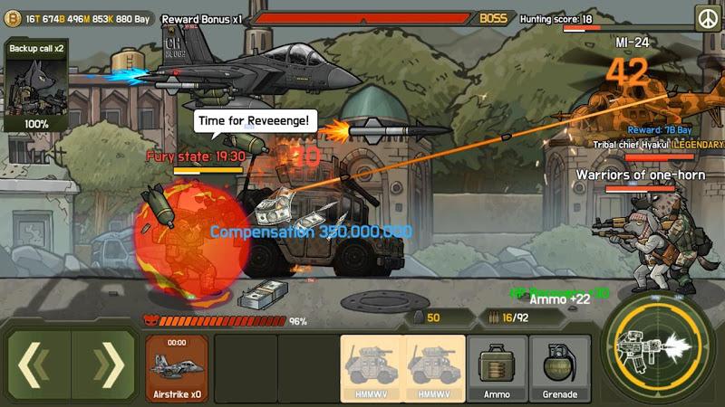 BAD 2 BAD: DELTA Screenshot 11
