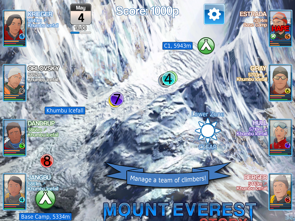 Mount Everest Story - Survival in the Death Zone Screenshot 5