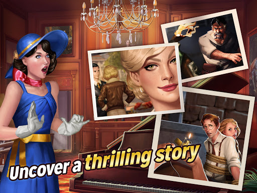 Pearl's Peril - Hidden Object Game screenshot 13