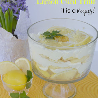 Dreamy Lemon Curd Trifle