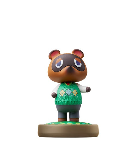Tom Nook - Animal Crossing series
