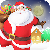 Christmas Santa Slider APK for Bluestacks