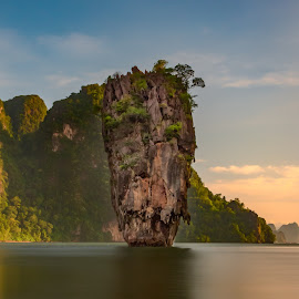 by James Wildbore - Landscapes Waterscapes ( re-edited, hdr, james bond island, luminosity masks, thailand, arcanum, phuket, photoshop )