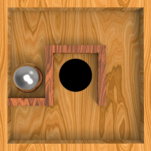 Roll Balls into a hole For PC (Windows & MAC)