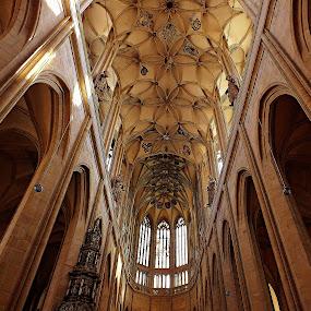 the holy Barbara by Vláďa Lipina - Buildings & Architecture Public & Historical