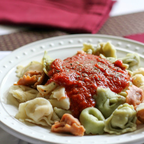 Easy 3 Cheese Tortellini