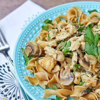 Healthy Chicken Stroganoff Recipes