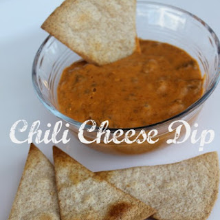 EASY 3-INGREDIENT CHILI CHEESE DIP RECIPE