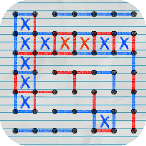 Dots and Boxes Paper APK