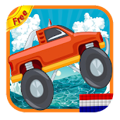 monster truck road APK for Bluestacks